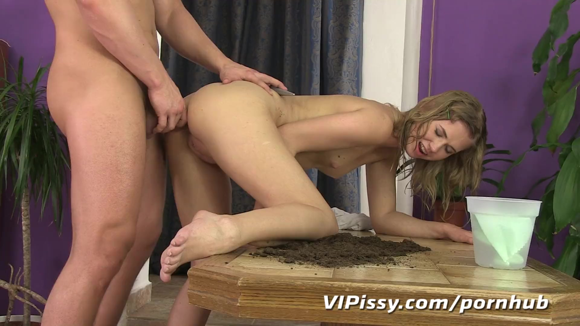 Vipissy pissing pornstars get completely drenched 9