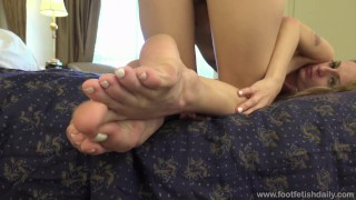 Preview 6 of foot fetish