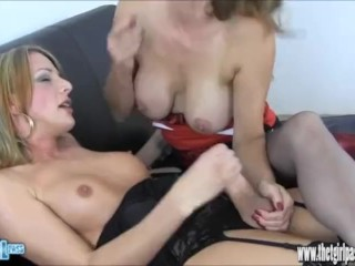 Cuck films his wife fucking 2 friends 3