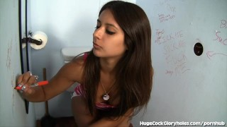 Jynx Maze Sucks Big Dick in Gloryhole  big ass big cock masturbation gloryhole cumshot big dick hugecockgloryholes handjob latina anal facial hidden camera glory hole porn star bubble butt peruvian shaved pussy finger ass