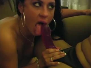 Strapon Fucking Latina lesbian Sluts!