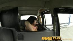 FakeTaxi Big tits big arse big fun