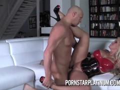 PornstarPlatinum – Alura Jenson sex with husband
