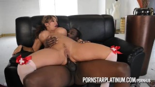 PornstarPlatinum - Ava Devine sperm donor Rod Piper bbc milf mature pornstarplatinum deep-throat landing strip blowjob cougar cumshot big-boobs huge-tits interracial anal brunette reverse-cowgirl cum drinking