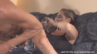 CFNM - wife takes pictures of nude male  close up masturbating blonde cfnm wanking cumshot voyeur voyeurbitches flashing dildo femdom amateur fetish kink watching