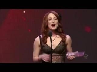 LittleRedBunny at the Sex Awards