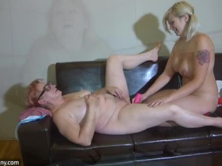 XXX porn - estel-two: Lesbian Granny