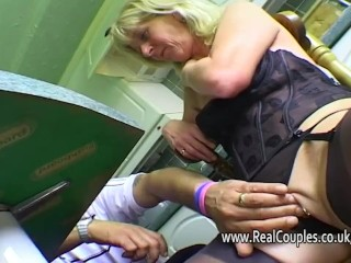 Anastasia fucked from behind on video
