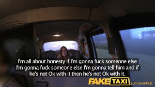 Preview 3 of FakeTaxi Sex revenge on cheating boyfriend