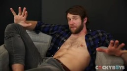 Colby Keller and the Cameraman