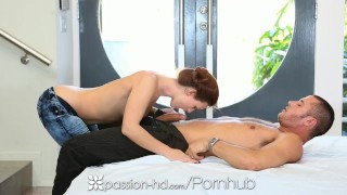 HD - Passion-HD Karlie Montana cums hard from having her pussy slammed