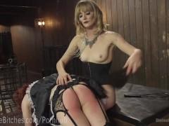 French Maid BDSM Humiliation