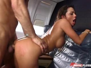 Abigail Mac in, DP Star Sex Challenge