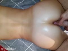 Anal ends in premature ejaculation