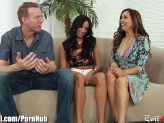 EvilAngel Anissa Kate Anal Fucked by LeWood