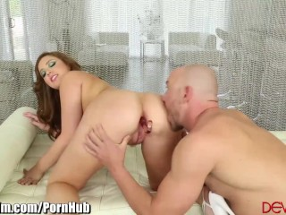 DevilsFilm Maddy O'Reilly Anal Fucked and Anal Toyed