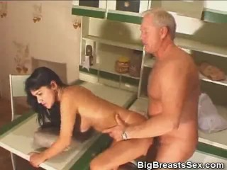Busty And Phat Ass Babe Sucks Cock And Gets Fucked