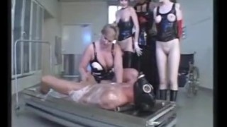 Lady Sonia Femdom Handjob Compilation lady sonia 3some femdom handjob mature teasing jerking mom ffm slave big boobs compilation bondage latex gloves blind folded stockings