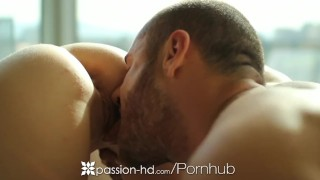 HD Passion-HD - Tasha Reign shows Taylor how to ride a cock