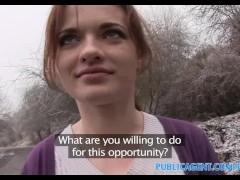 Movie:PublicAgent Innocent shopper g...