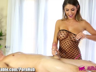 Milkingtable peta jensen knows how to blow a cock - 2 part 9