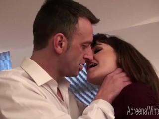 Pascal and Adreena make out