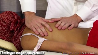 FantasyMassage Taboo Rubdown Crosses Cultures