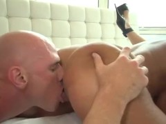 Lisa Ann Hot threesome with Jayden James and Johnny Sins