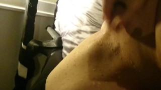 Tumblr amateur edging and orgasm challenge