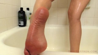 Shower Head Masturbation