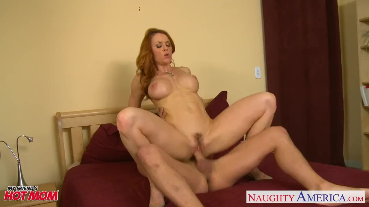 Firm bodied redhead mom janet mason gets fucked 8