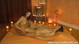 Lingham Massage from Exotic India
