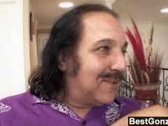 Ron Jeremy strikes again!