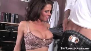 PornstarPlatinum - Veronica Avluv hardcore doctor visit