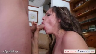 Superb Latin babe Yurizan Beltran take cock  naughty-america yurizan beltran latina hardcore young fuck naughtyamerica blowjob pornstar bubble-butt tattoo big-tits brunette latin suck busty facial
