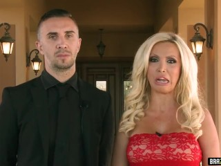 Challenge 1 house Brazzers day