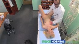 FakeHospital Skinny blonde takes doctors advice