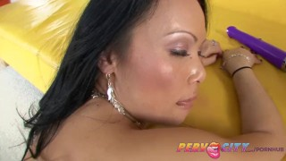 PervCity Mya Luanna Asian Ass Fuck butt fucking gaping deep throat oral sex milf asian curvy pervcity blowjob hot ass mom thai gagging anal ass fuck natural tits big dick upherasshole