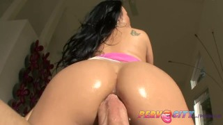 PervCity Mya Luanna Asian Ass Fuck  ass fuck hot ass thai gaping asian blowjob mom big dick milf gagging anal pervcity curvy natural tits butt fucking upherasshole oral sex deep throat