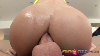Pervcity blake rose up her juicy ass hole 2