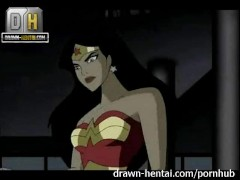 Justice League Porn – Superman for Wonder Woman