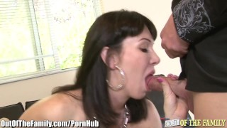 Preview 5 of Whorey Mom Caught Ass-Fucking Son-in-Law