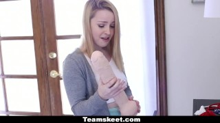 TeamSkeet - Compilation of Teeny Blondes Getting Fucked Hard