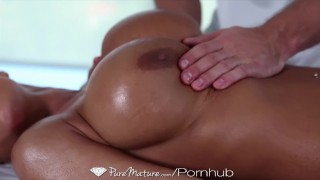 HD PureMature - Best of Lisa Ann Compilation