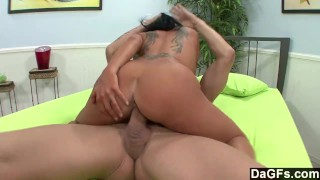 Please fuck my wife while I watch  dick sucking big cock cuckold blowjob cumshot tattoo busty 69 hardcore bigdick spooning facial doggystyle big boobs dagfs mahina zaltana