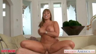 Tattooed chesty mom Ava Devine fucking  big ass naughtyamerica reverse cowgirl asian mom blowjob cumshot tattoo hardcore milf myfriendshotmom mature cougar shaved mother big boobs ava devine naughty america huge tits