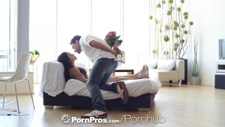 HD PornPros - Asian beauty Morgan Lee gets pussy eaten and fucked  hardcore brunette pornpros morgan-lee hd cumshot asian blowjob