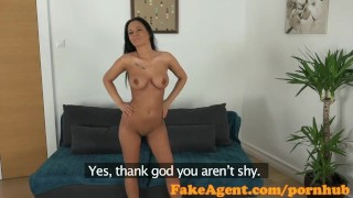 Preview 5 of FakeAgent Horny babe with amazing body fucked hard in office