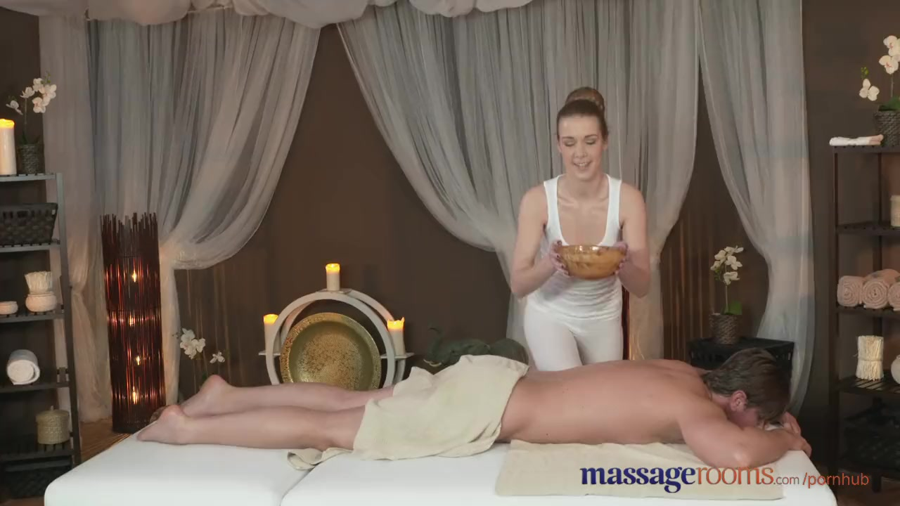 Massage Rooms Tight pussy nympho loves and needs big hard cock