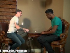 Reality Kings - Twink fucks his black bf